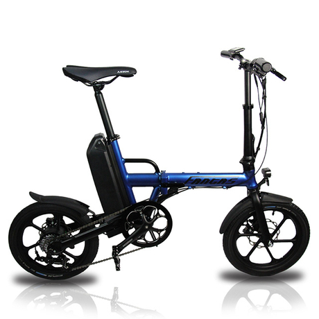 Fantas e-smart002 mini folding electric bike