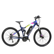 Fantas City-hunter003 electric fat tire hunting bike