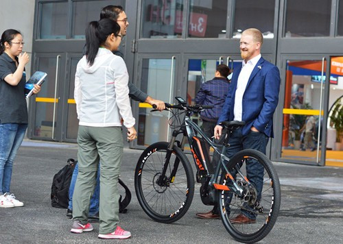 Lighter than electric bike,electric-assistance bike leading the way