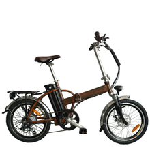 Fantas Forester Man 20 fat tire electric bike